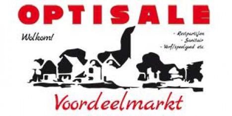 Voordeelmarkt Optisale is gevestigd aan de Garde Jagerswei 21 in Grou.