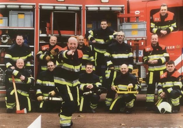 Brandweer #Grou zoekt nieuwe vrijwilligers.