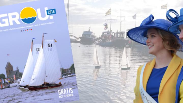 Grou Magazine 2020 komt maandag uit