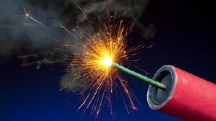 Handhaving controleert op vuurwerk