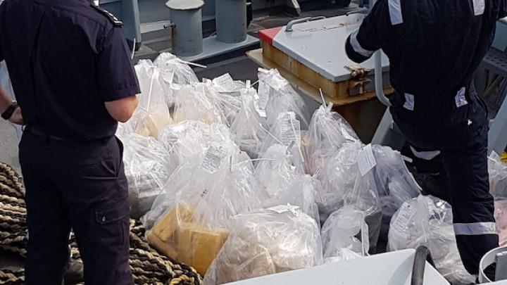 Grouster (27) opgepakt bij grote cocaïne-smokkel