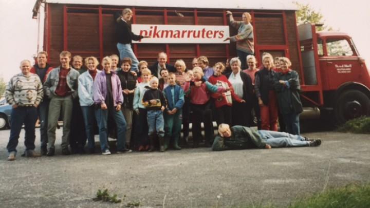 De Pikmarruters viert gouden jubileum