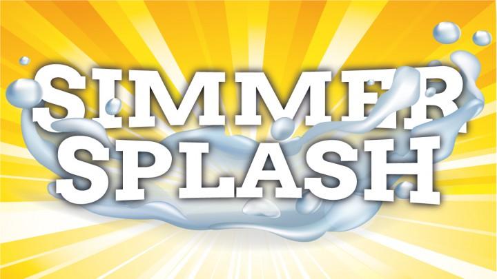 Simmer Splash voor kids van 4-16 jaar