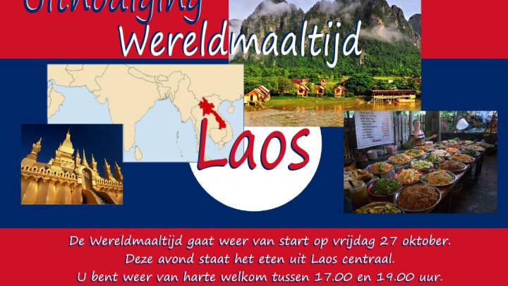 Wereldmaaltijd (Laos)