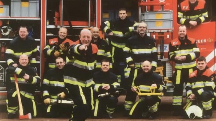 Brandweer Grou zoekt nieuwe vrijwilligers