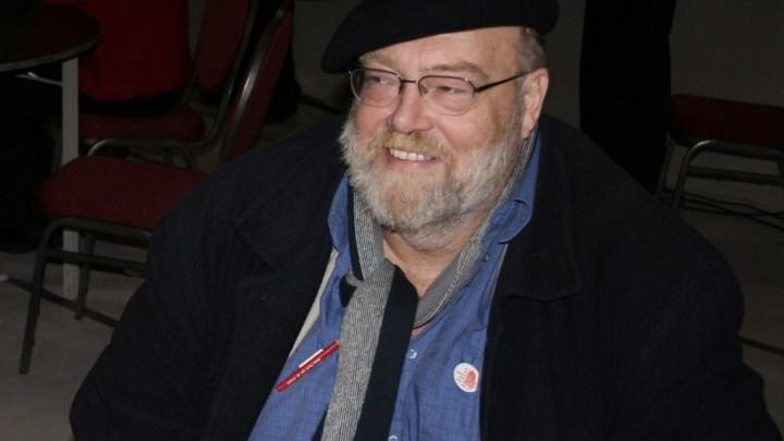 Leeuwarden-kenner Hendrik ten Hoeve.