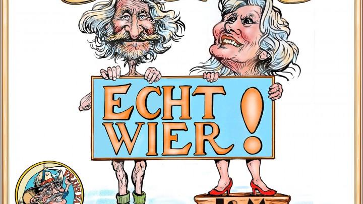 Krite Grou: J&M Teaterwurk mei Echt Wier