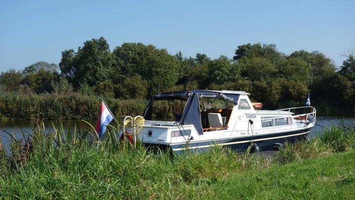 Huur een boot in Nederland