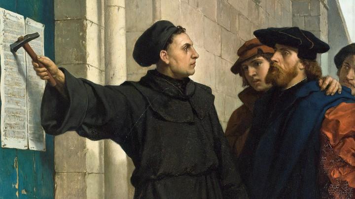 Dinsdagavond: Luther versus Bach