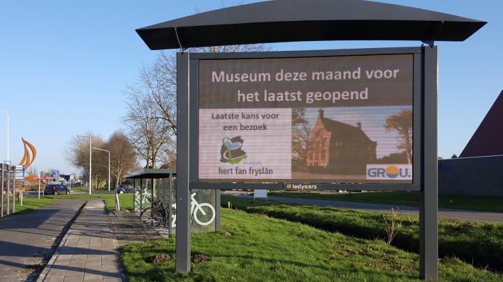 Ook op het Twineboerd stond vermeld dat het museum deze maand voor het laatst open was.