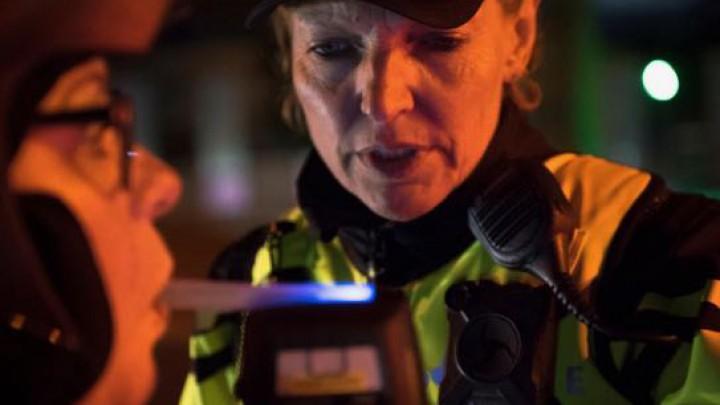 Politie: veel alcoholzaken in 'skûtsjenacht'