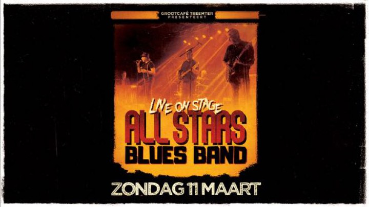 All Stars Blues Band in Treemter