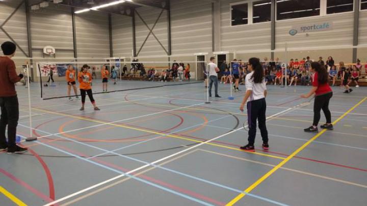 4e Gemeente Leeuwarden badmintontoernooi