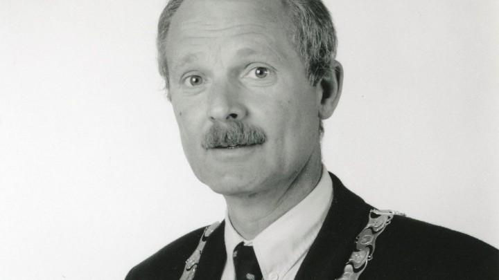 Bernard Holtrop (1943-1993) werd slechts 50 jaar. (Foto: Historisch Centrum Leeuwarden)
