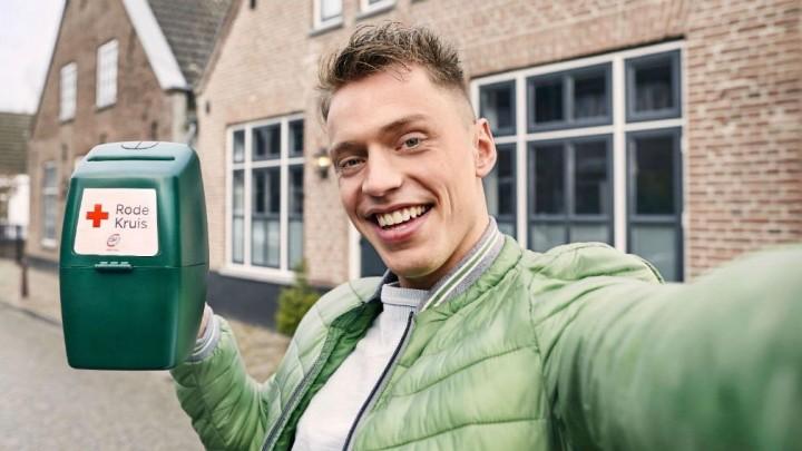 Rode Kruis Fryslân zoekt collectanten