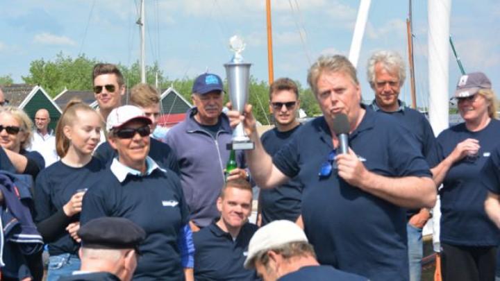 Corrie van Hilten wint 1e Grouster Súteltocht