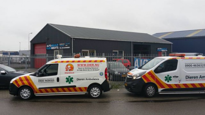 Dierenambulance stopt contract