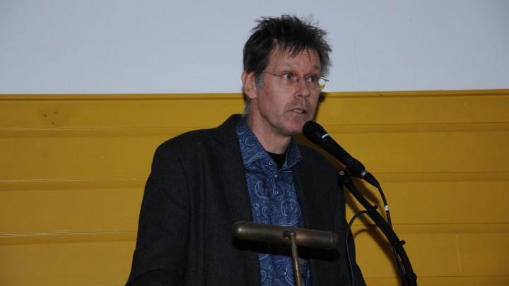 Eddy van der Noord. (Foto: Herman Oldenhof)