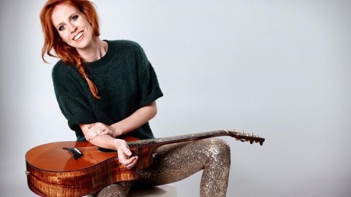 Zangeres Elske DeWall treedt solo, maar ook samen met Apollo op.