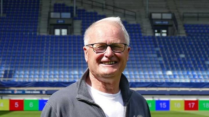 Oud-Grouster Foppe de Haan. Hij wordt a.s. zaterdag overigens 78 jaar. (Foto: Paul Hettinga)