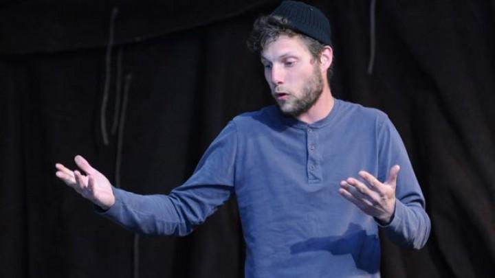 Harmen Brouwer spilet haadrol yn Kritestik
