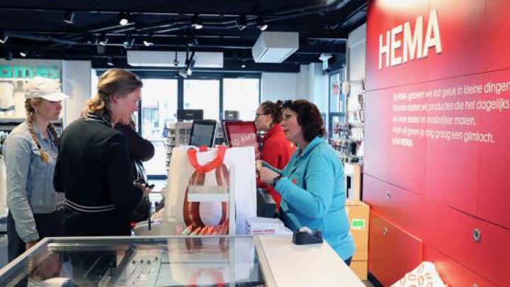 HEMA Grou krijgt internationale winkelconcept
