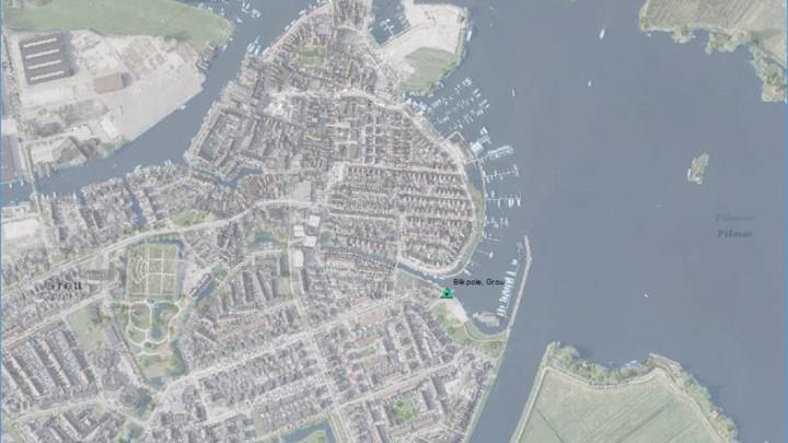 GGD: Niet zwemmen in water bij Blikpôle