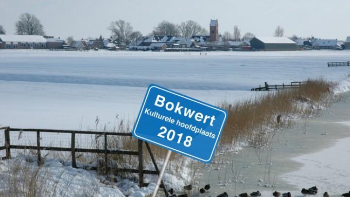 J&M Teaterwurk spillet op 14 oktober yn Grou: Bokwert Kulturele Hoofdplaats 2018.