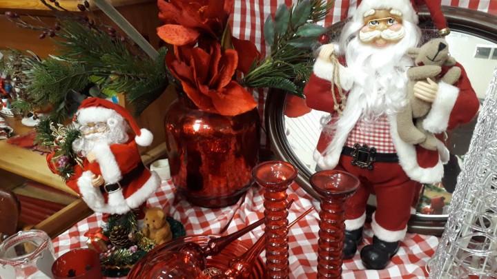 Kerstmarkt Kringloopwinkel zaterdag open