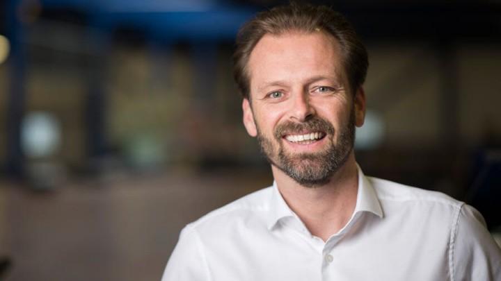 Grouster Klaas Siderius is geen directeur-grootaandeelhouder bij Sidijk meer. (Foto: Sidijk.com)