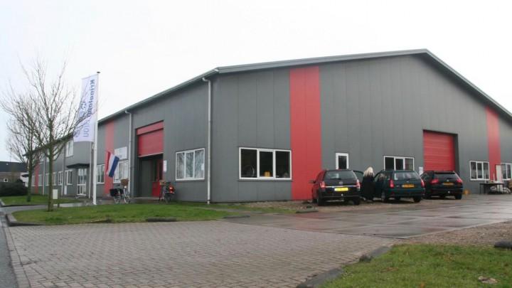 De Kringloopwinkel en -werkplaats aan de Muldyk 3 in Grou.