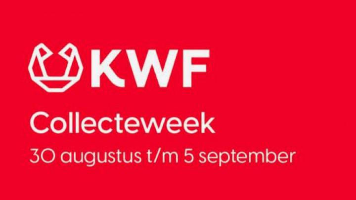 KWF collecteweek dit jaar anders dan anders