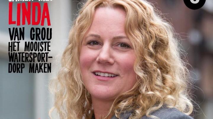 Grouster Linda Slagter, bestuurder bij CNV Vakmensen, komt in de gemeenteraad.