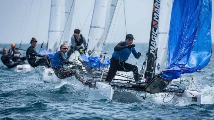 Laila van der Meer voor Nederland naar Jeugd Olympische Spelen