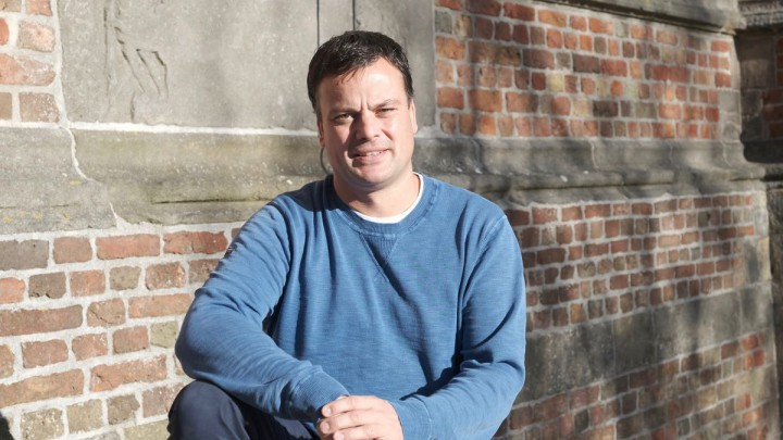 Martijn Roodhof is adviseur civiele techniek bij de gemeente.