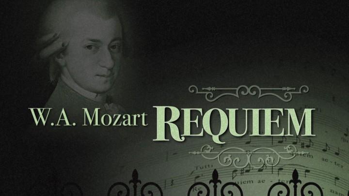 Requiem Mozart in de Sint Piterkerk