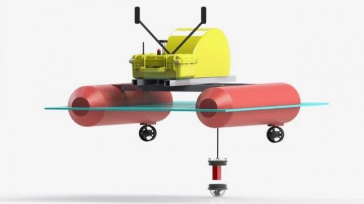 De Universal Aquatic Drone van Van Dijk Aquatic Technologies BV.