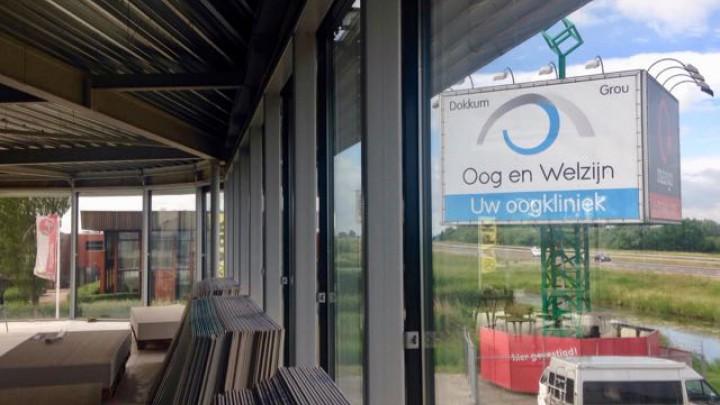 Oog en Welzijn in Grou krijgt een zichtlocatie aan de A32.