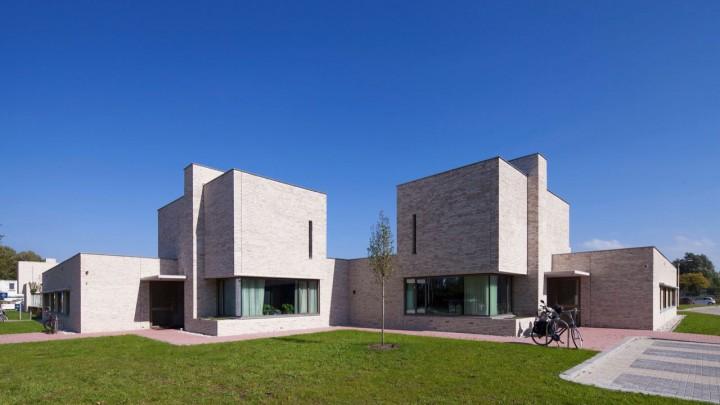 Kleinschalig wonen in Parkhoven in Leeuwarden. (Foto: ClimaRad))