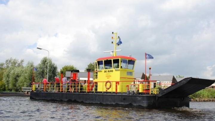 Pont De Burd nog twee dagen uit de vaart