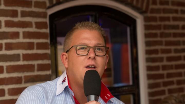 Ronald de Jong stopt als secretaris (en vice-voorzitter) van FFF.