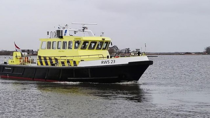 Actie Rijkswaterstaat en politie op kanaal