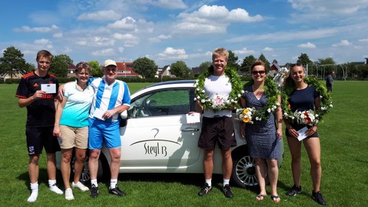 Senioren ledenwedstrijd k.v. It Wetterlân