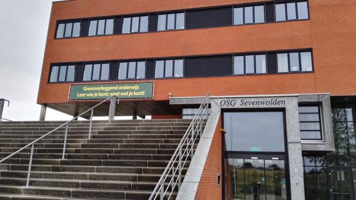 OSG Sevenwolden aan de Burstumerdyk is beoordeeld als Superschool.