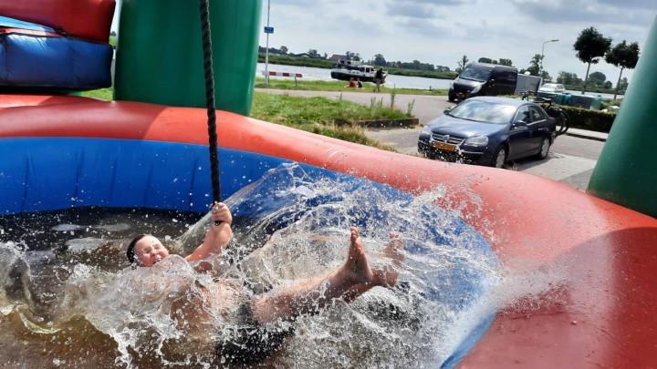 Drie dagen Simmer Splash voor jeugd van 4 tot 16 jaar