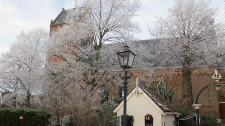 De Sint Piterkerk is zaterdag het decor van de jaarlijkse Kerst Sing-In.