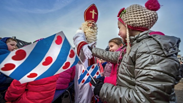 Sint Piterfeest in tv-programma 'Van Harte'