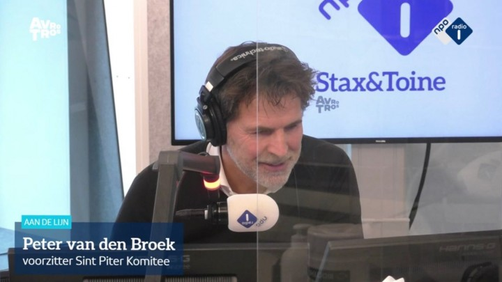 Radioprogramma Stax&Toine in Sint Pitersfeer