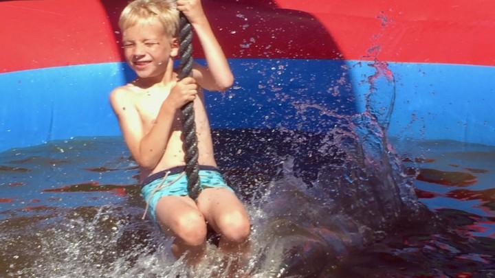 Gratis touwslingeren voor kinderen