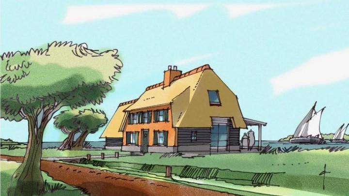 FNP 'overvallen' door plan voor watervilla's